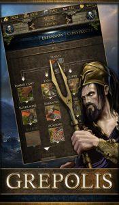 Grepolis iPhone Game