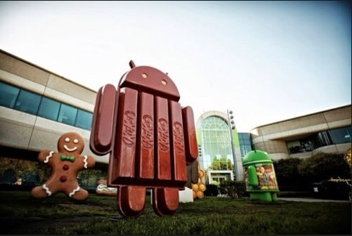 Android 4.4 KitKat to Change Fragmentation