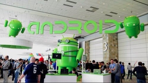 Android Variety Brings the Crowds