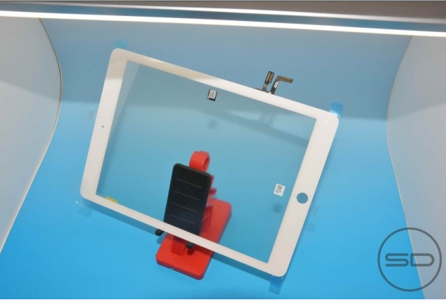 iPad Mini 2 panel to influence iPad 5 model