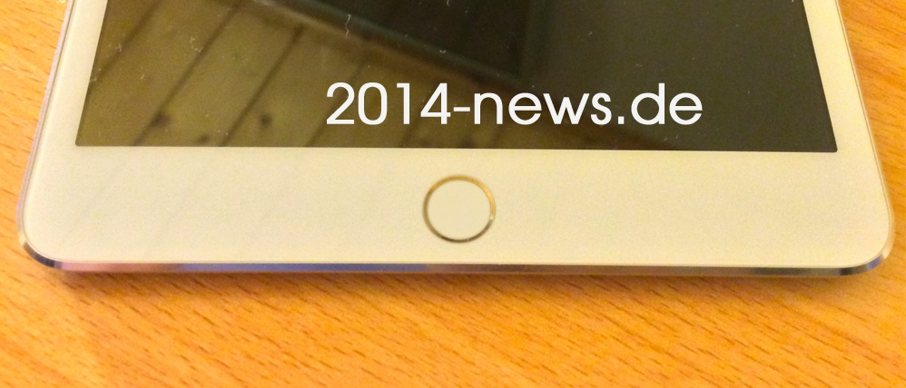 Golly gee whiz we love a good rumor. Or, a bad rumor, if that's all we've got — unconvincing spy pics of the iPad 5 and iPad mini 2 sporting Touch ID.