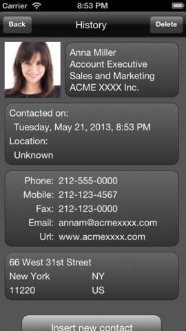 CardXChange iPhone App