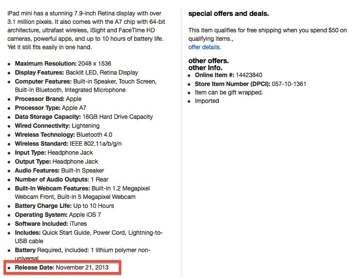 target-ipad-mini-retina-release-date