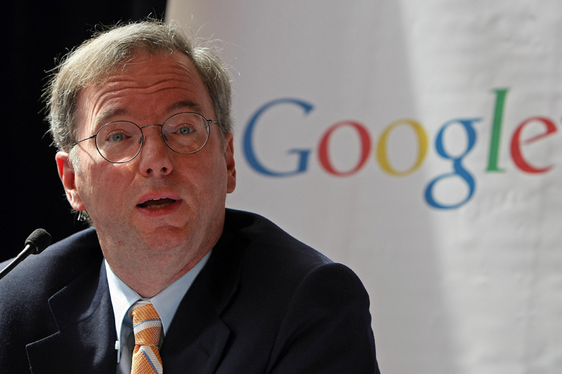 Google's Eric Schmidt Publishes Guide For Switching From iPhone To Android