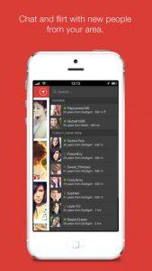 JAUMO iPhone App