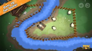 Fenced In iPhone Game