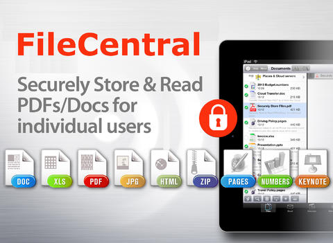FileCentral iPad App Review: 'The Ultimate File App'