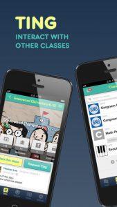 Classting iPhone App