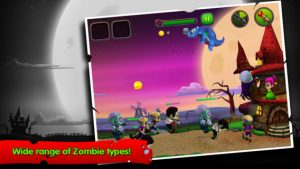 Zombie Defense: Smash and Crash iPhone Game