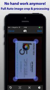 SharpScan iPhone App