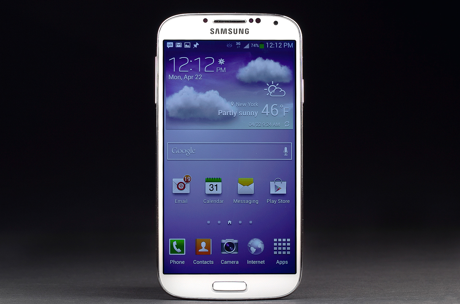 Metal Galaxy S5 Coming In February