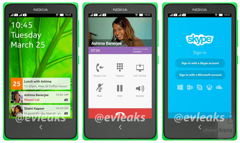 Nokia Normandy Smartphone Image Leaked
