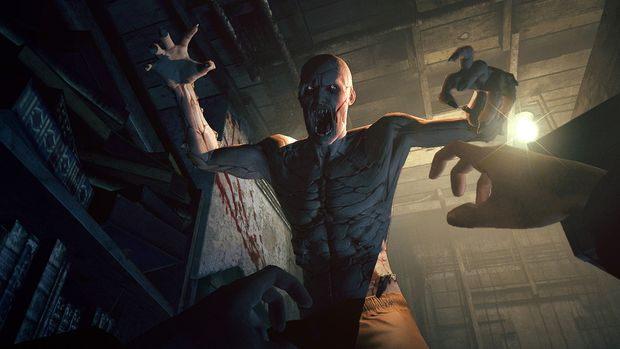 PS4 easily runs Outlast at full HD 60fps