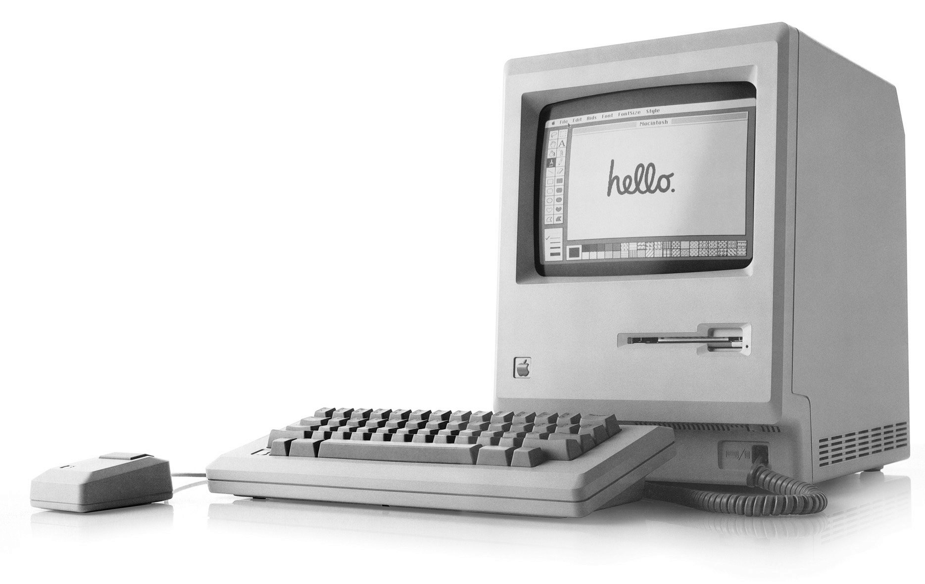 Watch Steve Jobs' Unseen Demonstration Of Mac From 1984