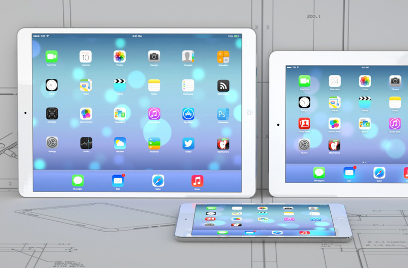 iPad Pro to feature a 2k display and eye-tracking