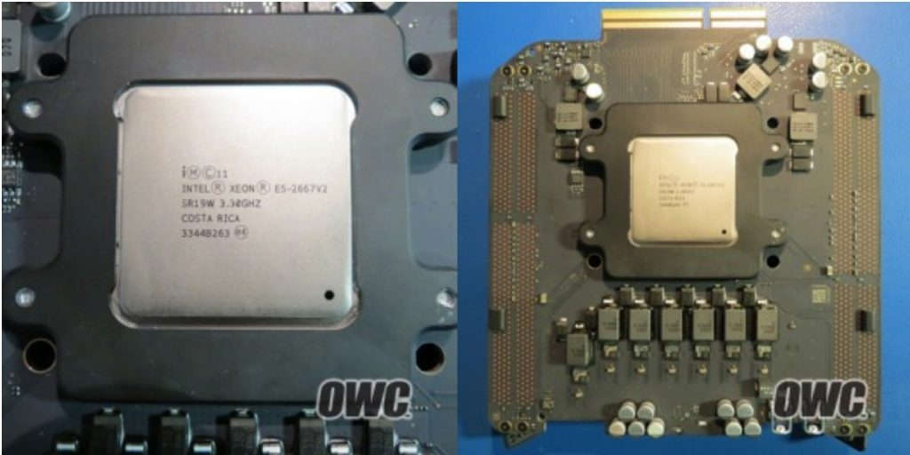 Now, a highly respected source has confirmed that the Late 2013 Mac Pro CPU is very upgradeable, indeed.