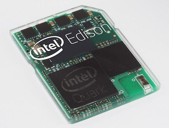 Intel announces pocket-sized computer Edison
