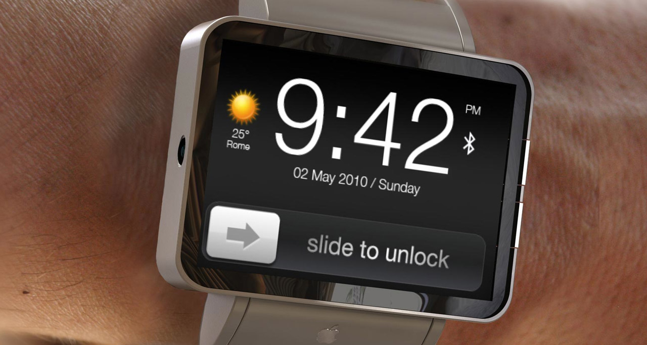 Apple in 2014: iWatch Concept