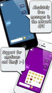 CallsFreeCalls iPhone App