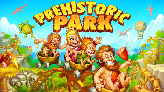 Prehistoric Park Builder iPhone Game