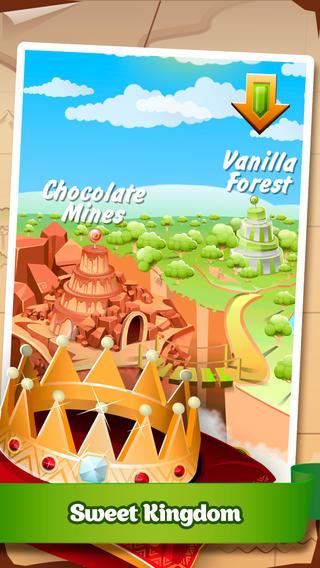 Sweet Kingdom iPhone Game