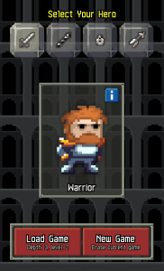 Pixel Dungeon Android Game