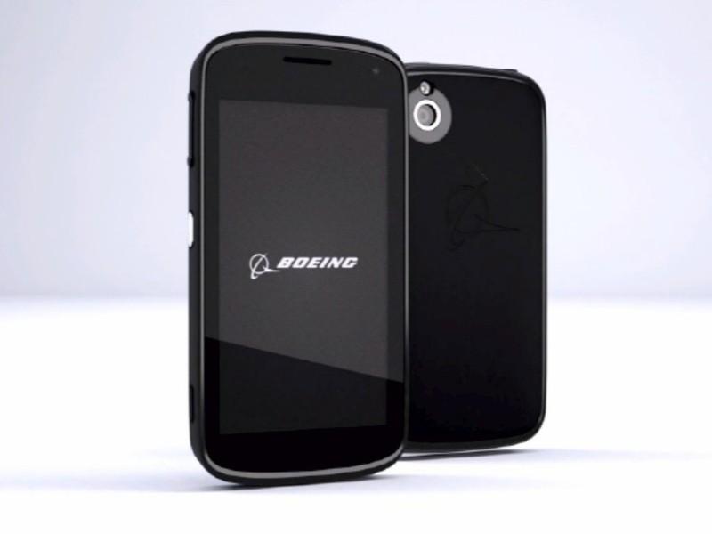Boeing Builds Self-Destructing Phone