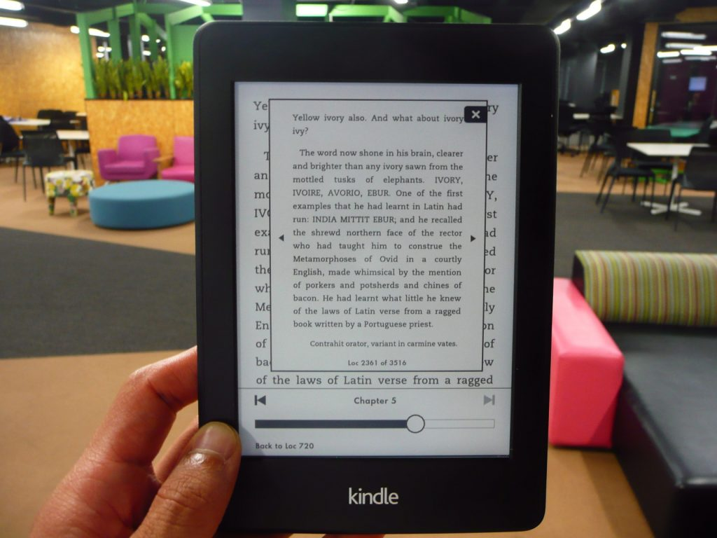 amazon's kindle dominating the e book market European commission to investigate amazon's ebook a competition inquiry into amazon's dominant market position amazon also produces the popular kindle e.