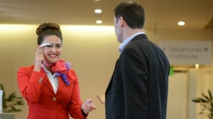 Virgin Atlantic Will Try Out Google Glass