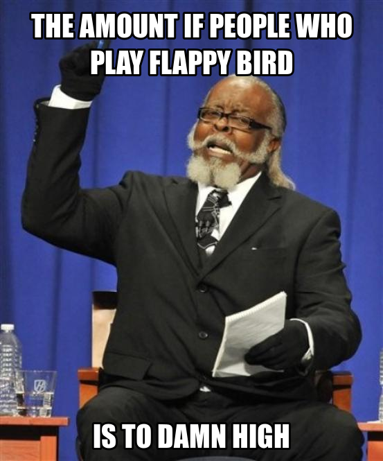 Flappy Bird meme