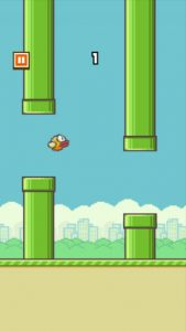 flappy bird iphone app gameplay