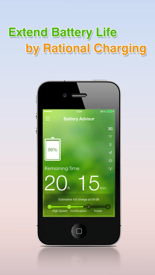 PowerGuard iPhone App Review: A Battery and Privacy App