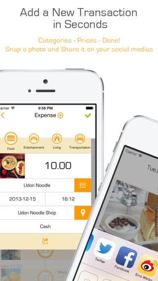 Wealthy! iPhone app