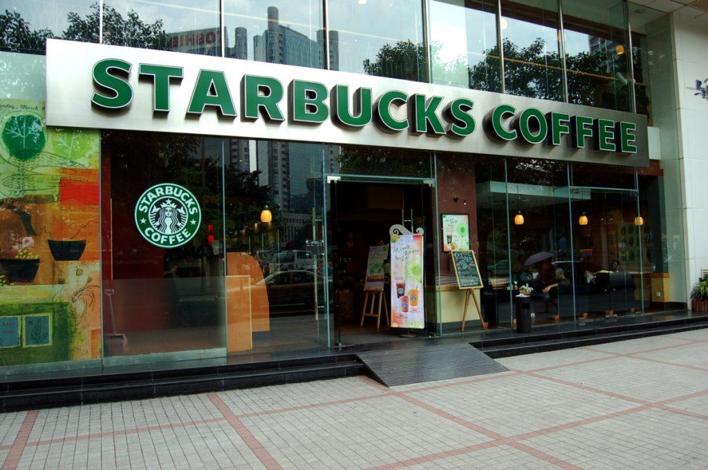 Starbucks Will Soon Let You Digitally Tip