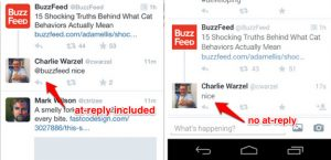 Twitter Tests Way To Hide Hashtags, Replies