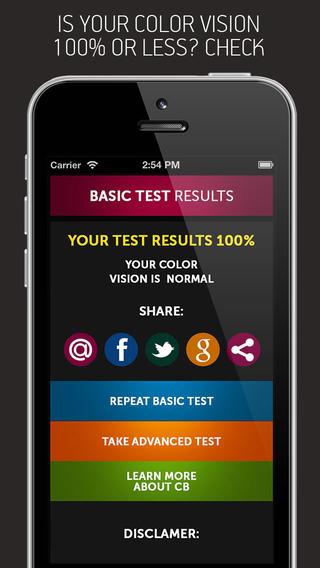 Color Vision Test Pro