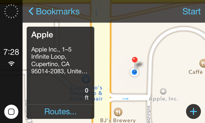 Apple launching iOS in the Car next week