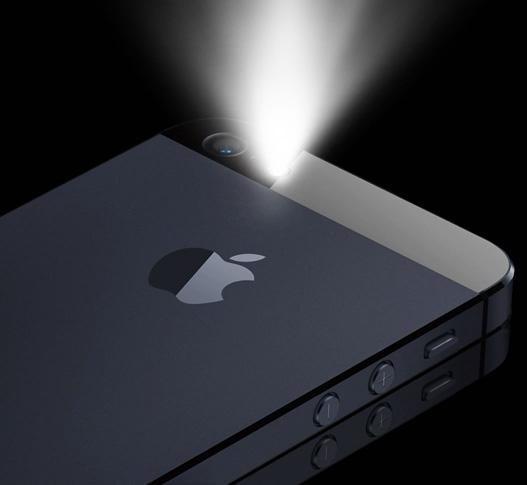 LED Flash iOS 7