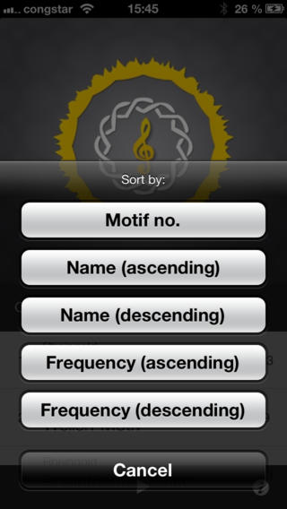 Leitmotifs App Review