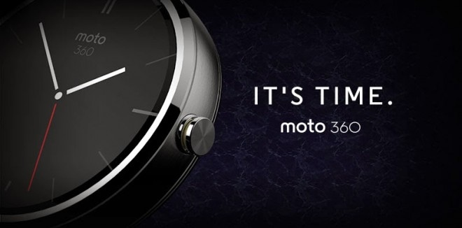 The First Real Smartwatch? It's Moto 360 Time
