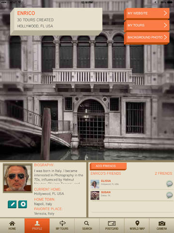 VadoVia iPad App Review: Crowd-Sourced Travels