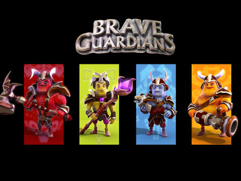 Brave Guardians HD iPad Game Review: Fantastic Fantasy