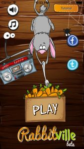 Rabbitville iPhone Game