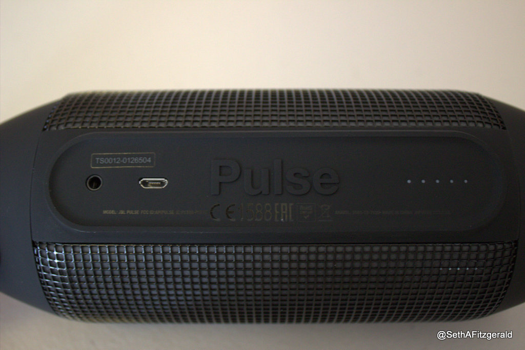 Jbl pulse review for Housse jbl pulse 3