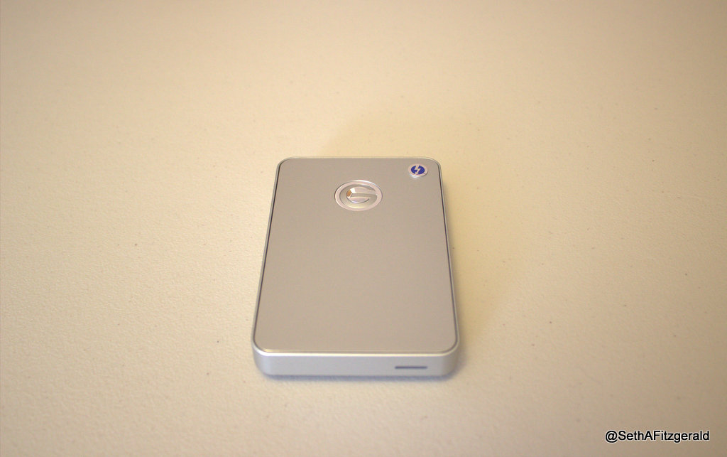 G-Technology G-Drive Mobile USB 3.0 (1TB) Review