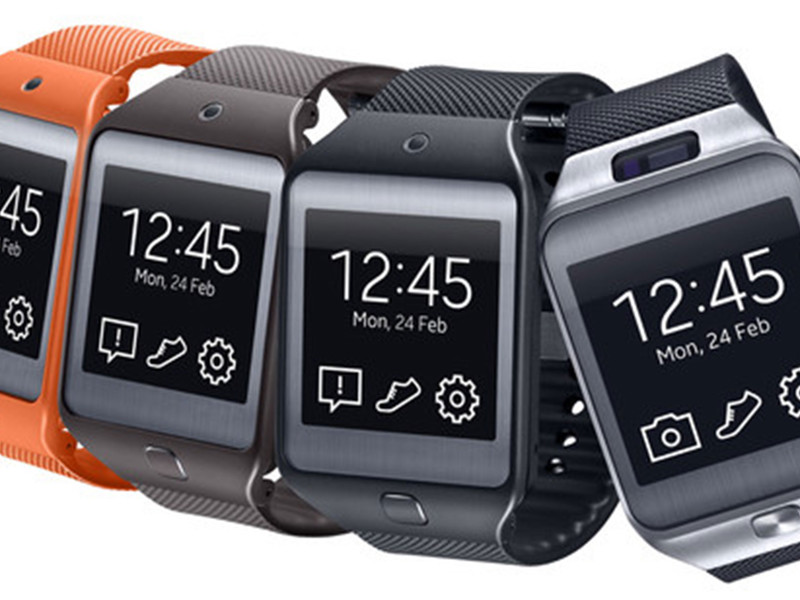 Samsung Gear Solo, A Wearable That Makes Calls