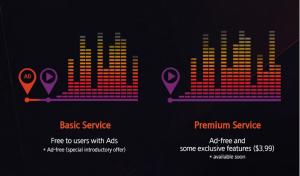 Samsung Milk Music Basic Will Include Ads