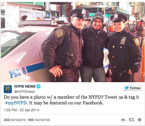 Social Media Fail: NYPD Campaign Goes Horribly Wrong