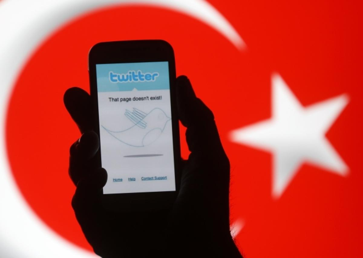 Turkey Will Pixelate Tweets That It Doesn't Like