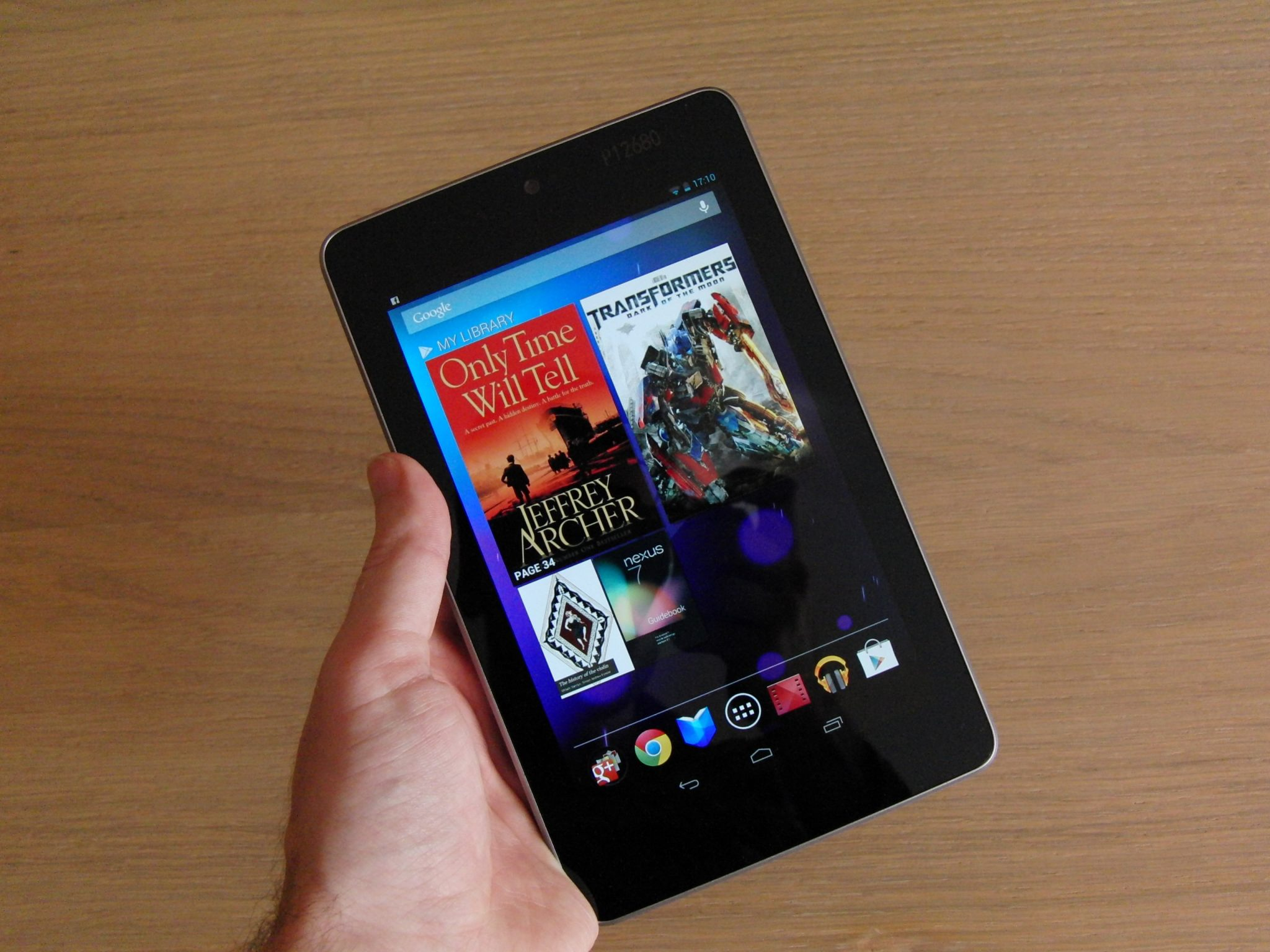 How the Nexus 7 Stacks Up Against Other Tablets